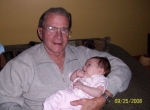 Great Grandpa and Sarah