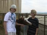 Brad and Brock
